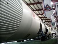 Part of the Saturn V rocket-Ellen Perlman