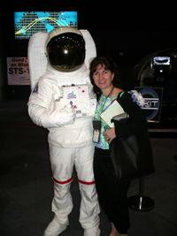 Ellen and friend