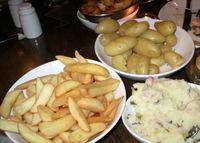 Potatoes, Maghera Inn-Ellen Perlman