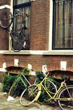 Hanging bike, Amsterdam-Ellen Perlman_2