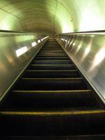 Metro Escalator3-Ellen Perlman