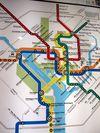 Metro map-Ellen Perlman