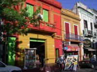 La Boca, Buenos Aires-Ellen Perlman