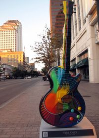 Guitar, Austin-Ellen Perlman