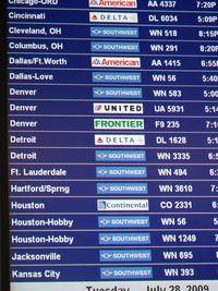 Airport departures-Ellen Perlman