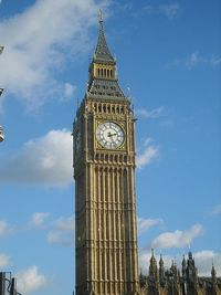Big_Ben,_London, solo travel, used on boldlygosolo blog
