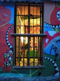 Window, Colombia