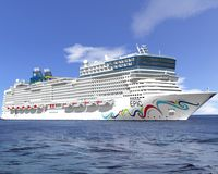 Norwegian Epic ship on boldlygosolo blog