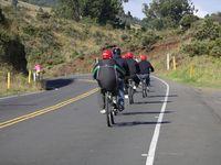 Maui biking