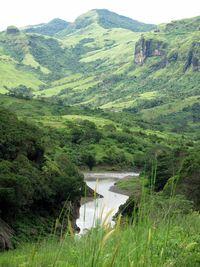 Fiji, road from Nadi to Ba-151