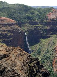 Waimea Canyon, Kauai, Hawaii, boldlygosolo