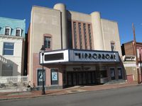 Hippodrome, Richmond, Virginia, boldlygosolo, Ellen Perlman