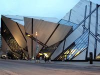 Toronto ON, Royal Ontario Museum, boldlygosolo