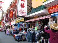 Toronto ON, Chinatown, boldlygosolo