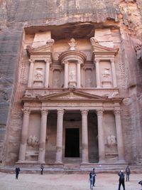 Petra, boldlygosolo