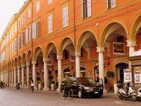 Modena, Italy, boldlygosolo