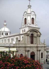 Church in Riobamba, boldlygosolo